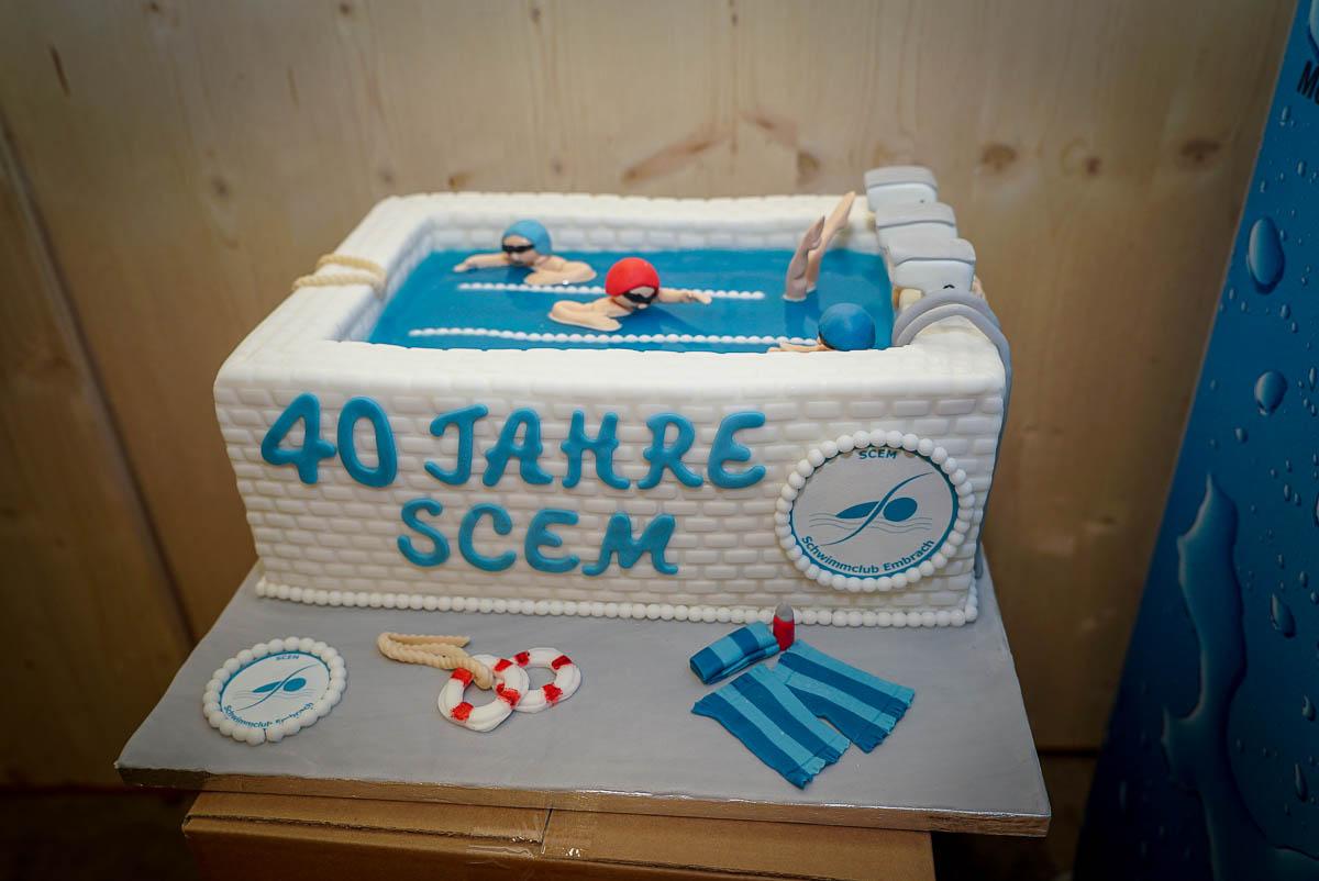 40 Jahre Jubiläums GV 2017