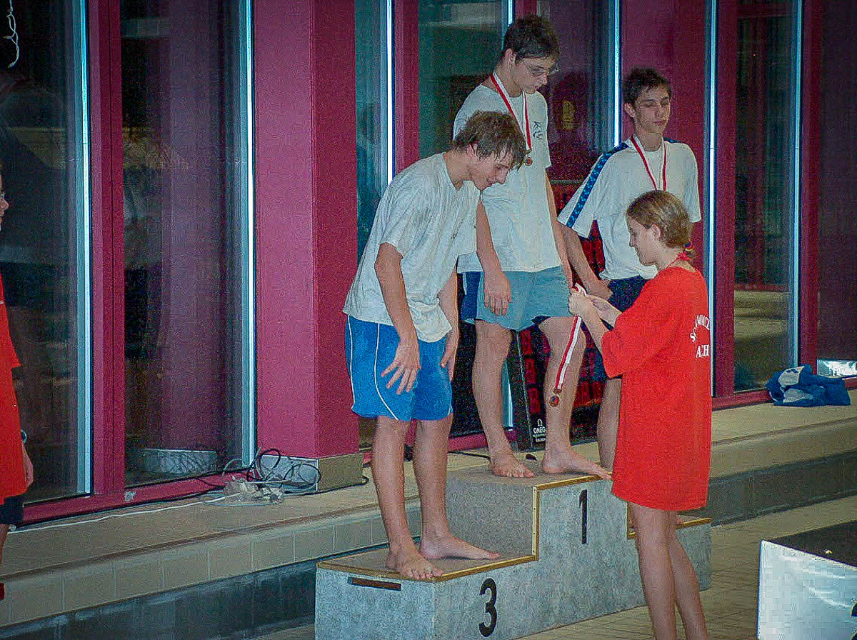 SCEM am Bülacher Jahrgangswettkampf 2003