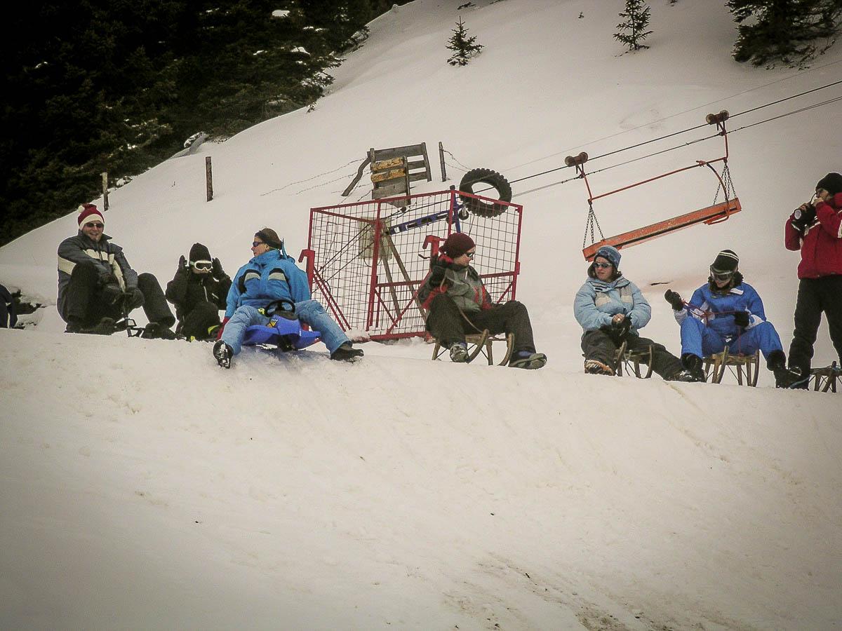 Skiweekend Frutigen 2004