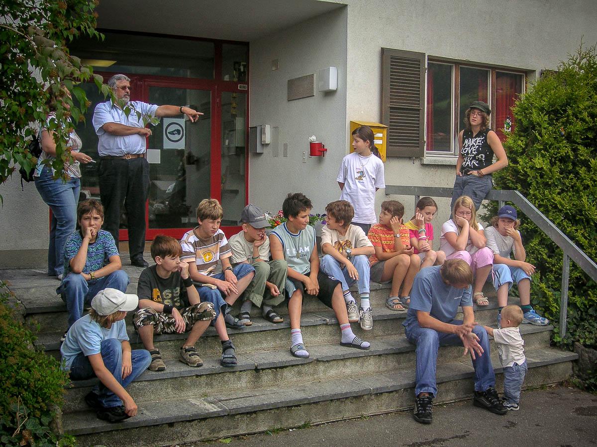 Bericht Trainingslager 2005